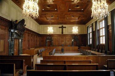 Memorium Nuremberg Trials   Nuremberg Municipal Museums