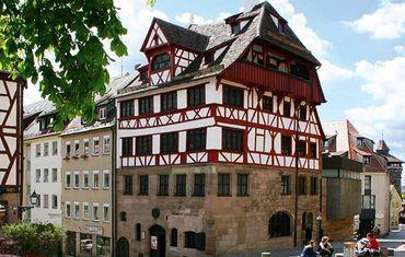 Albrecht Dürer Haus Nürnberg albrecht dürer's house   nuremberg municipal museums